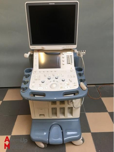 Toshiba SSA-790A Ultrasound
