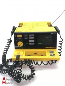 Hewlett Packard M1722B CodeMaster Defibrillator