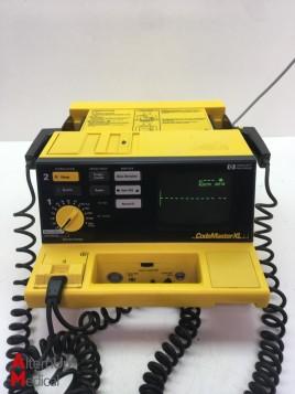 Hewlett Packard CodeMaster M1723B Defibrillator