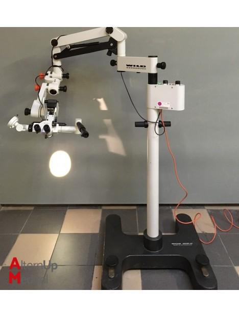 Wild Heerbrugg M650 Surgical Microscope