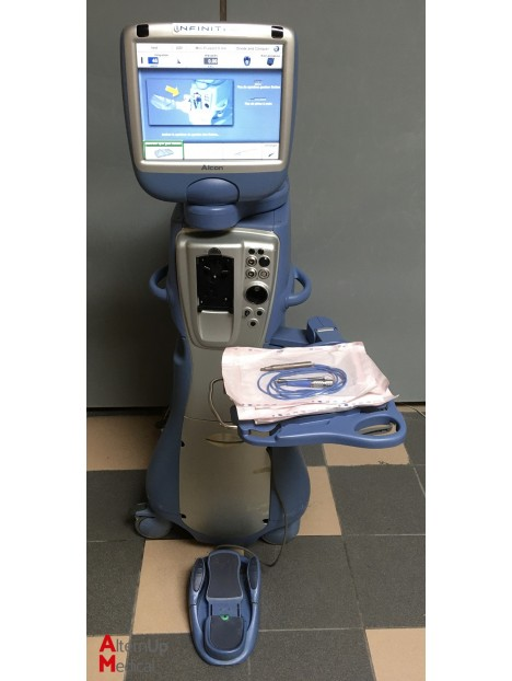 Alcon Infiniti Vision System Phacoemulsifier