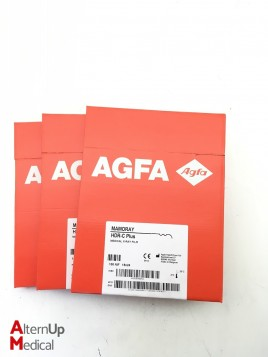 Lot de 3 de Films AGFA Mamoray HDR C-plus 18x24
