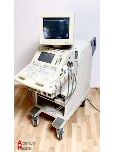 Toshiba Powervision 6000 SSA-370A Ultrasound