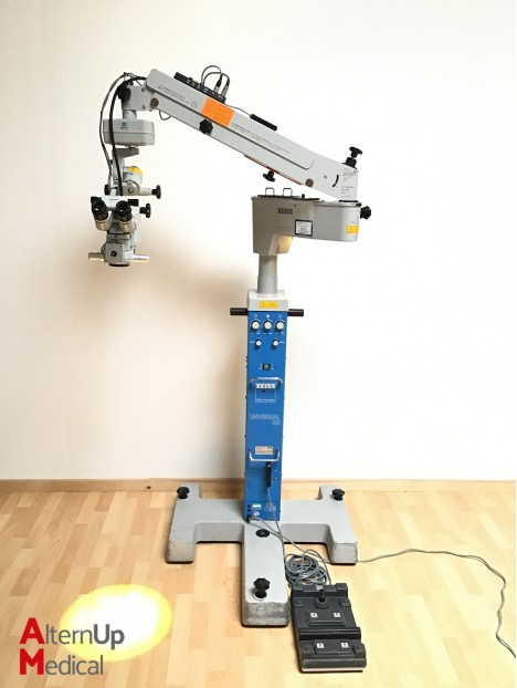 Microscope Chirurgical Zeiss OPMI MDO XY S3