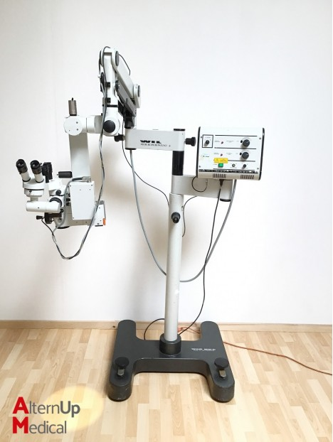 Microscope Ophtalmique Chirurgical WILD Heerbrug Type MEL 46