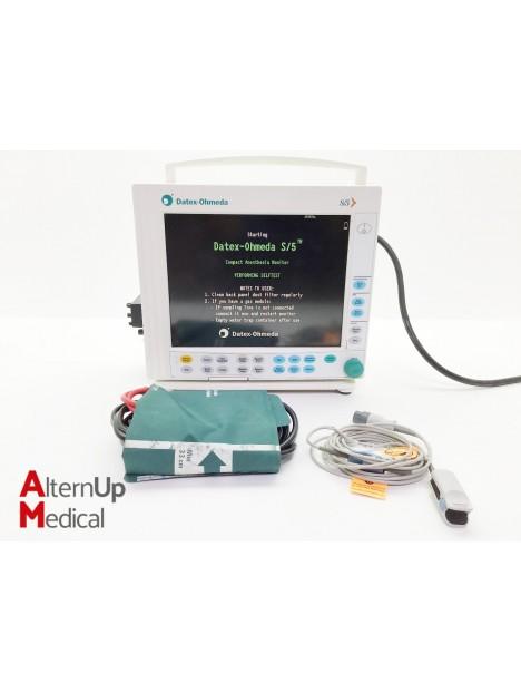 Datex Ohmeda S5 Patient Monitor