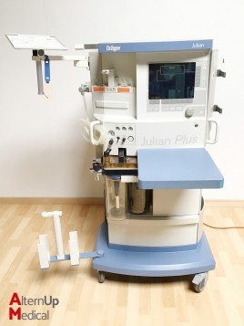 Respirateur d'Anesthesie Drager Julian Plus