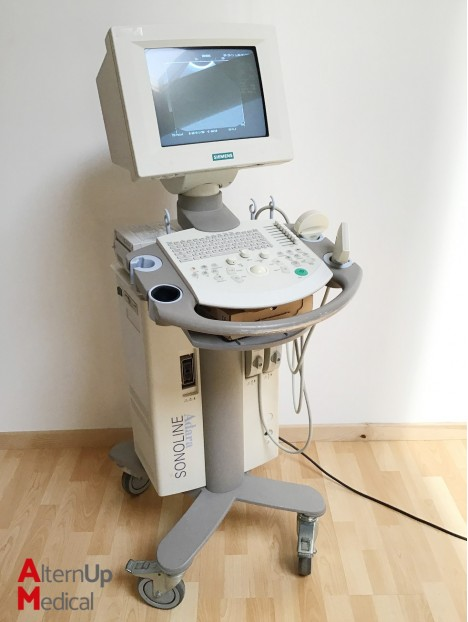 Siemens Sonoline Adara Ultrasound
