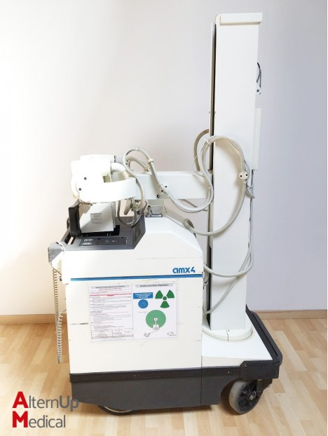 GE AMX4 Portable X-Ray Mobile