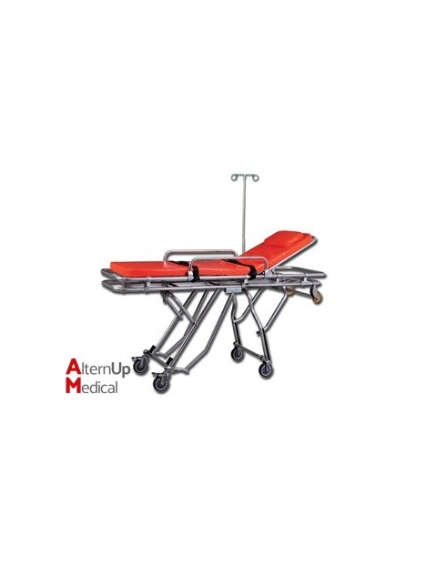 Chariot Brancard Multiposition Automatique