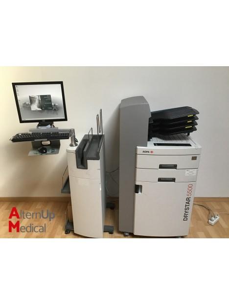Agfa Drystar 5500 Imager
