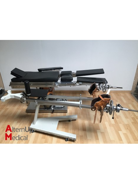 ALM 702 Operating table with Orthopedic Extension