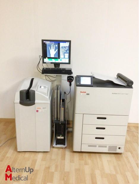 Carestream DirectView Elite CR Radiography System