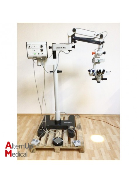 Leica Wild MS-C 690 Surgical Microscope