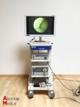 Colonne d'Endoscopie Storz Tricam SL 2