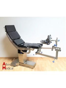 Table d'Opération Maquet 1130.02M0 avec Extension Orthopédique