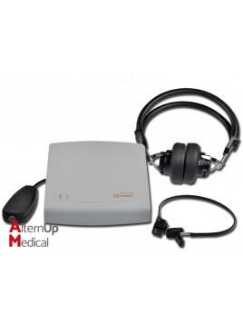 Audiomètre Piccolo Inventis avec connexion PC et Ipad