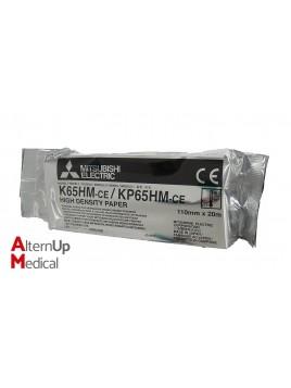 Papier Thermique Mitsubishi KP65HM-CE / K65HM-CE