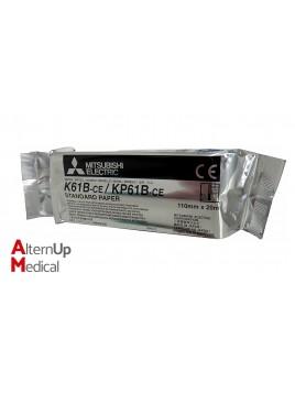 Papier Thermique Mitsubishi K61B-CE / KP61B-CE