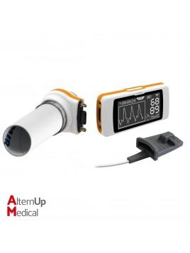 Spiromètre portable Spirodoc MIR avec oxymètre