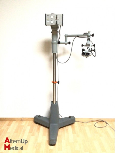 Zeiss OPMI 1-F Surgical Microscope