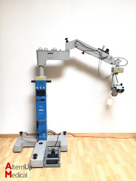 Microscope Ophtalmique Chirurgical Zeiss OPMI MDO XY