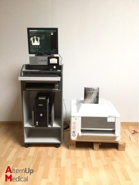 AGFA CR 30-X Radiography System