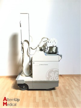 GE AMX4 Plus Portable X-Ray System