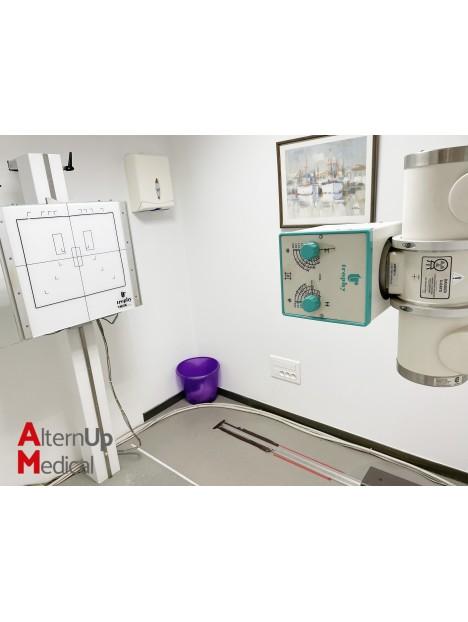Salle de Radiologie Trophy N 500 HFS1D