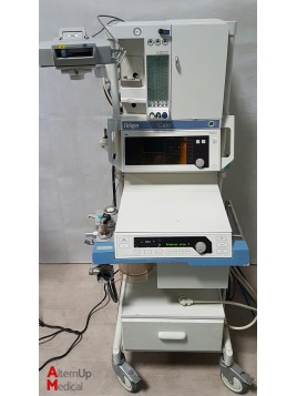 Drager Cato M33285 Anesthesia Ventilator